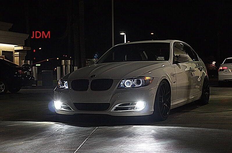 H11 6000k White Hid Kit Xenon Fog Lamp Conversion Bulb Kit For Bmw E90 Amp E92 Ebay