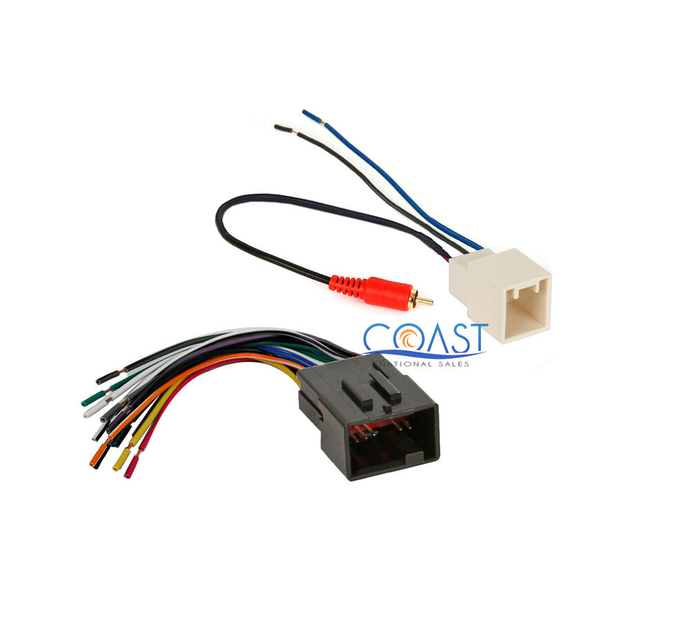 ford integration wire harness stereo pre amp plug 2 amplifier integration harness fits ... ford maverick wire harness #12