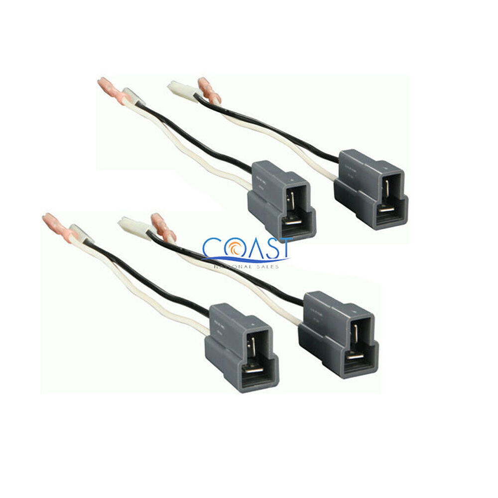 2x speaker connector harness adapter sp