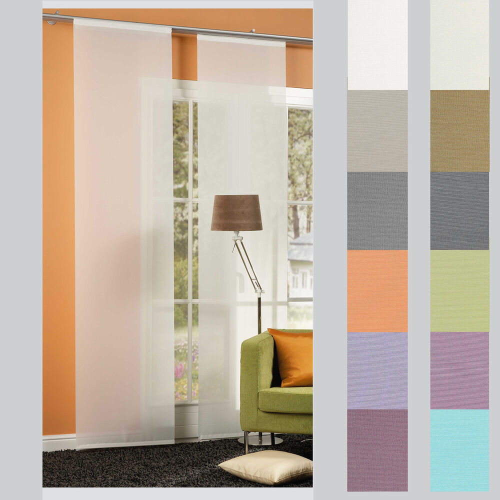 Saros Sliding Curtain Surface Panel Room Divider Neutex Ebay