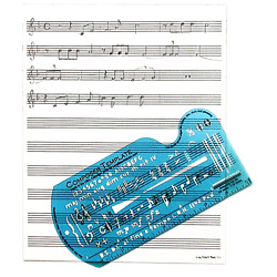 Kyпить Song Writer's Composing Template for Music Notes & Symbols with Staff Paper на еВаy.соm