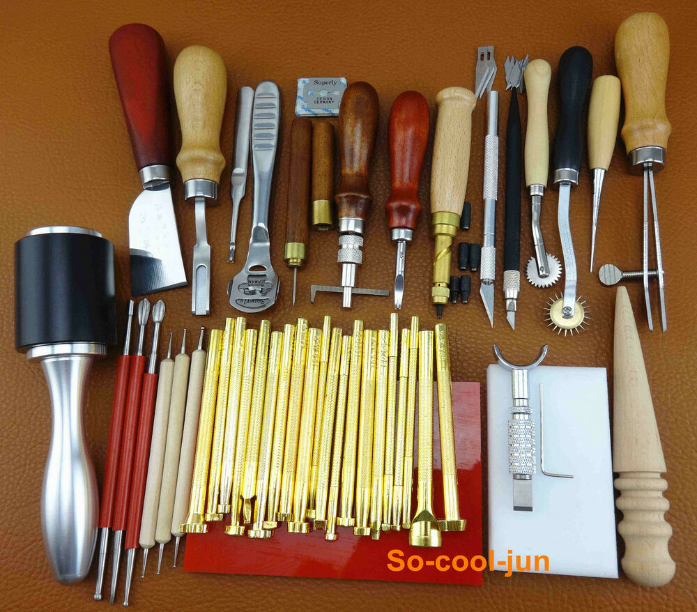 Leather Shoe Making Tools