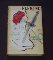 THE SPY WHO LOVED ME by Ian Fleming 1st Edition 1962 with Dust-Jacket VG Copy.