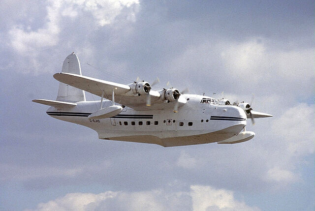 Short Sunderland II 136 inch flying boat Scale RC AIrplane ...
