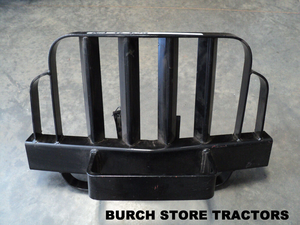 Ford Tractor Front Parts : New ford tractor front bumper tc series models
