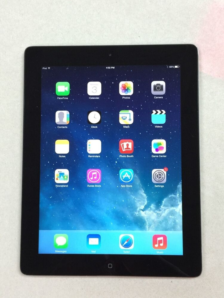 apple ipad 3rd generation 32gb wifi 9 7 retina display. Black Bedroom Furniture Sets. Home Design Ideas