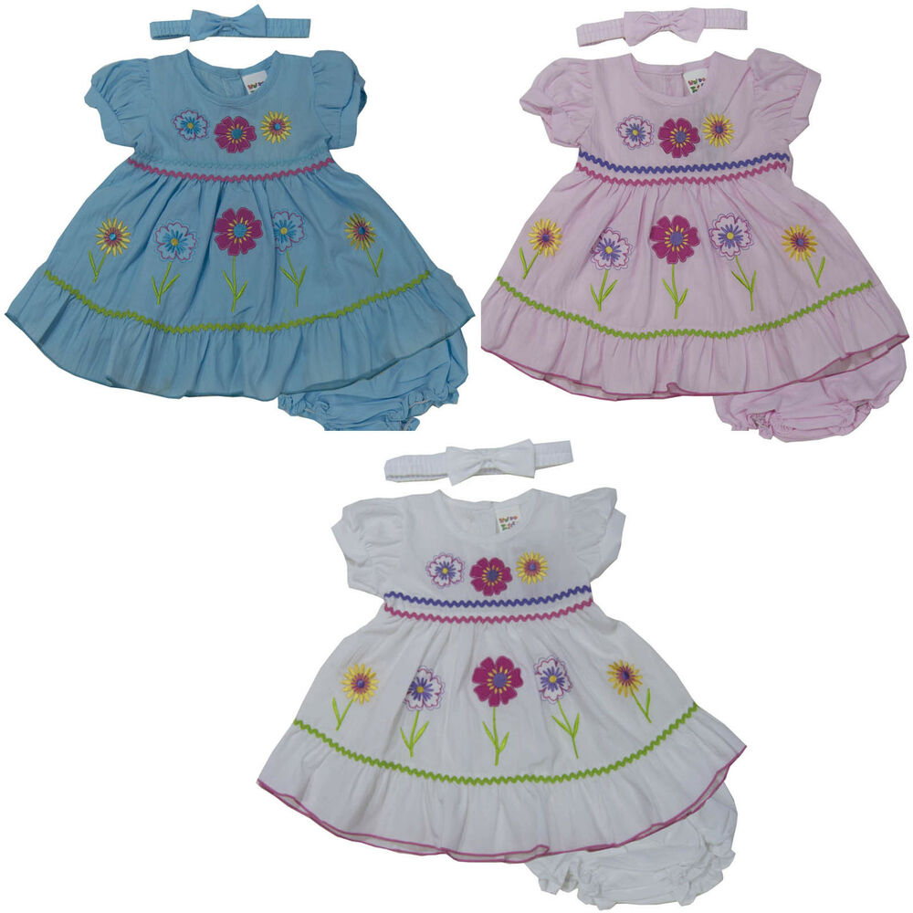 new newborn infant baby girl dress 3 piece set clothing