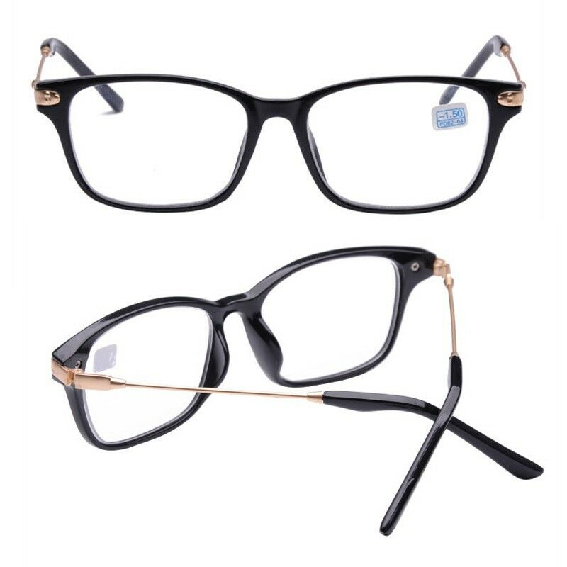 Rimless Distance Glasses : Retro Round Myopia Distance Minus Eyeglasses SHORT NEAR ...