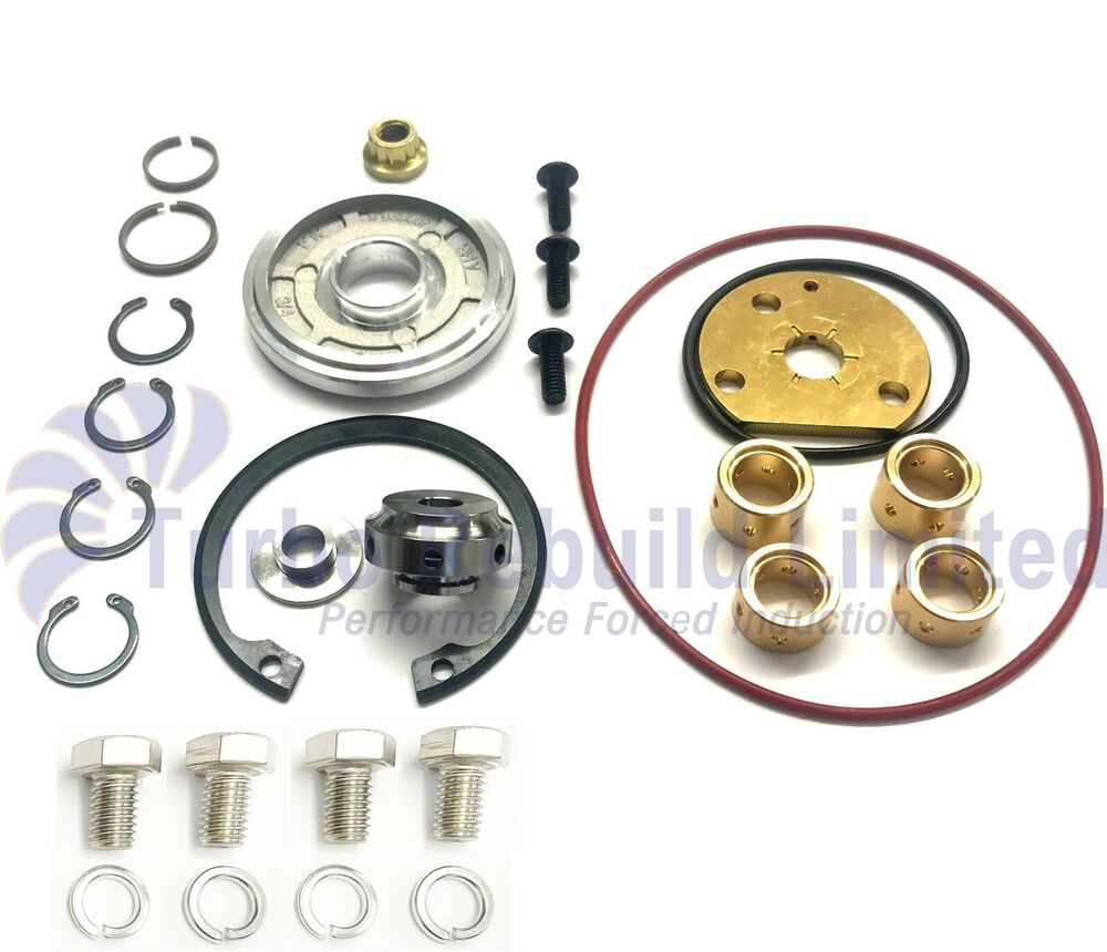 Garrett Turbocharger Rebuild Kits: Hybrid 360 Turbo Rebuild Service Repair Kit Garrett T2 T25