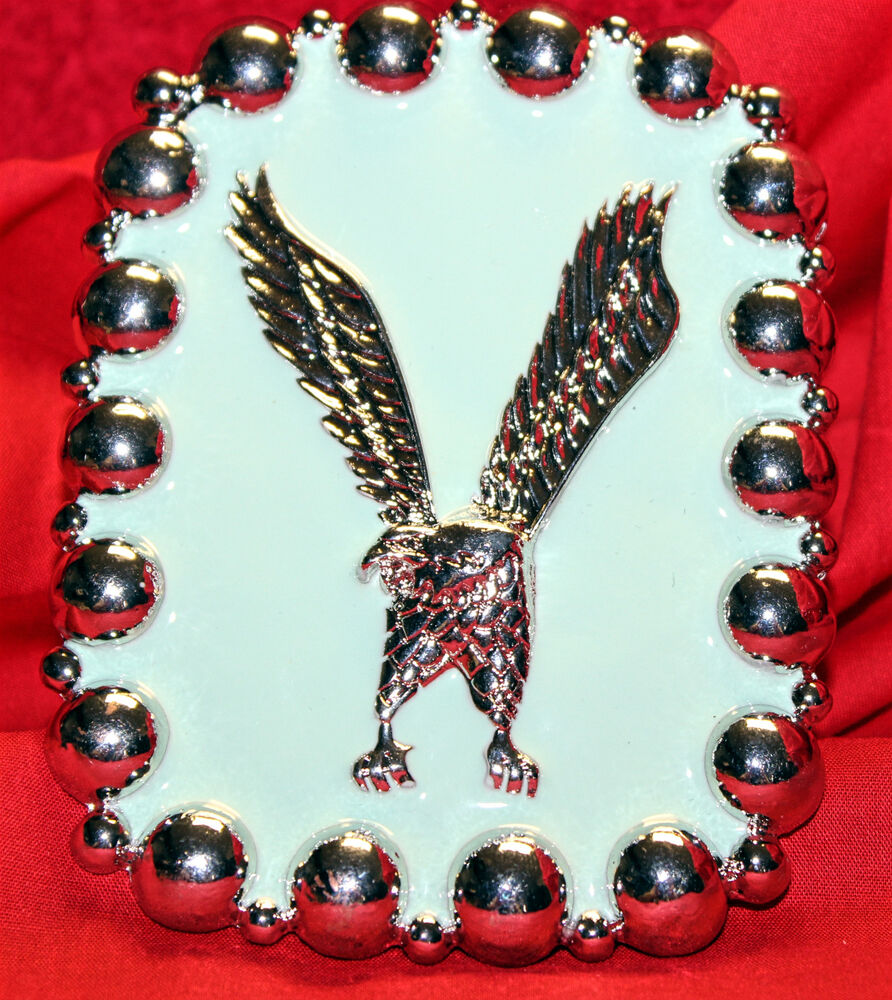 Elvis Presley Eagle Cuff Tribute Artists Bracelet Seen In