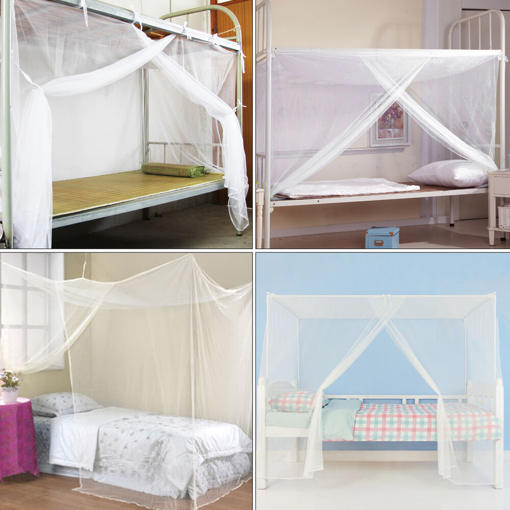 Canopy Bed Netting Mosquito Bedcover Net Play Tents for