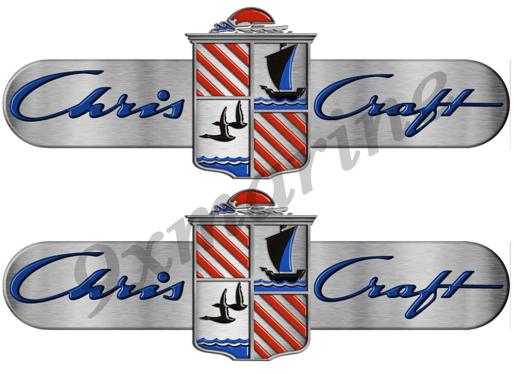 Where To Purchase Chris Craft Decals