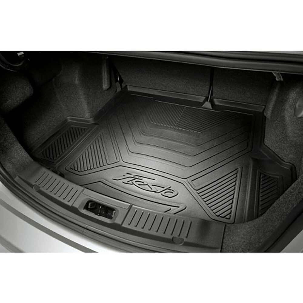 Ford Fiesta S >> 2014-2017 Ford Fiesta ST Trunk Cargo Protector Liner Mat