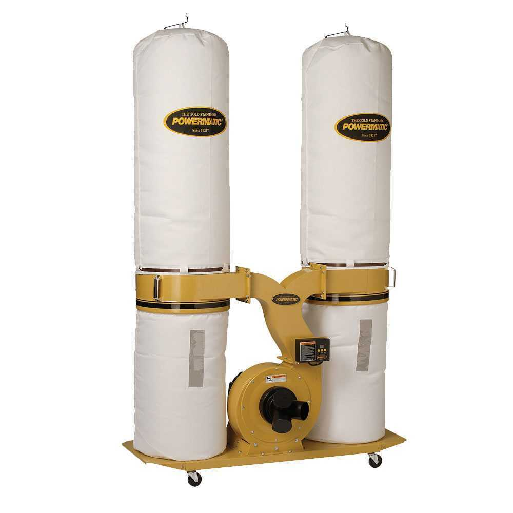 ... 3HP Turbo Cone Dust Collector 1PH 230V Powermatic 1792071K New | eBay