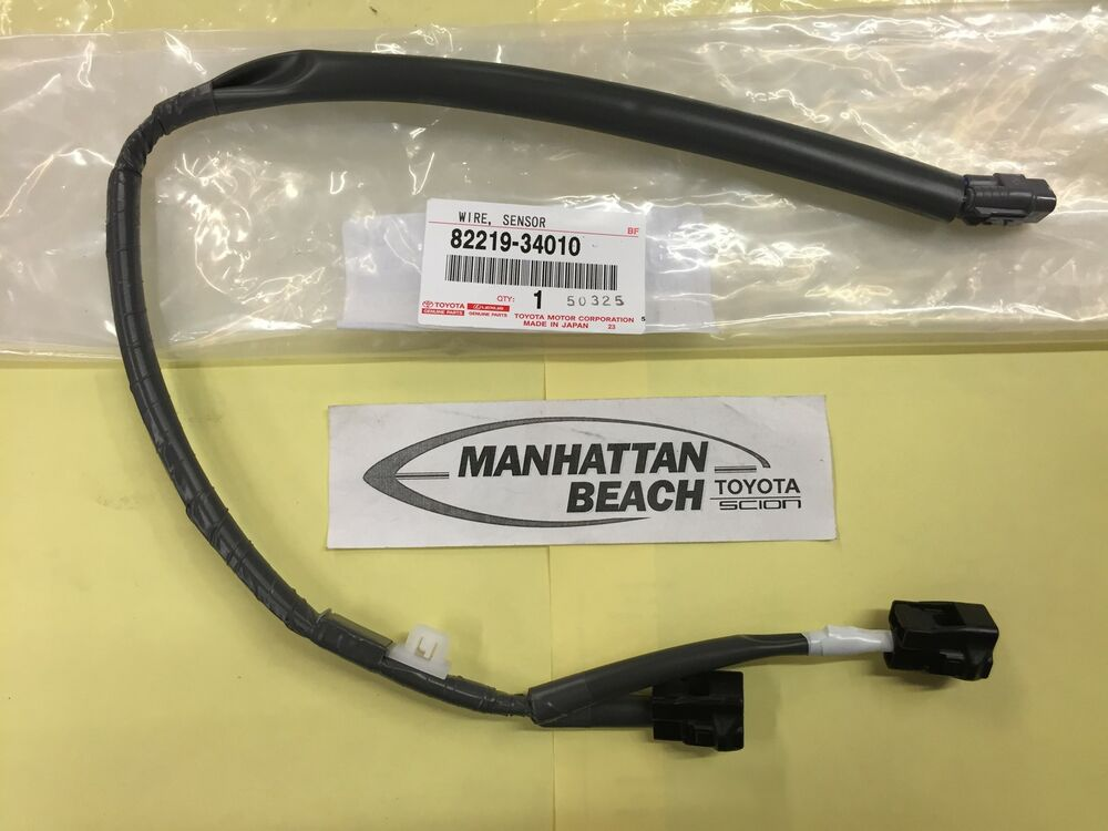sensor wire harness ford explorer speaker wire color images ford knock sensor wire genuine toyota knock sensor wire harness 3 4l v6 4runner tacoma t100 82219