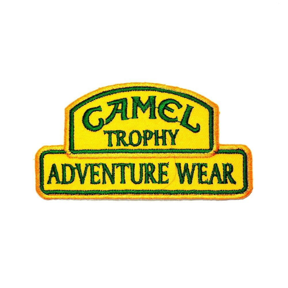 Camel Trophy Jeep Land Rover Adventure Wear Embroidered