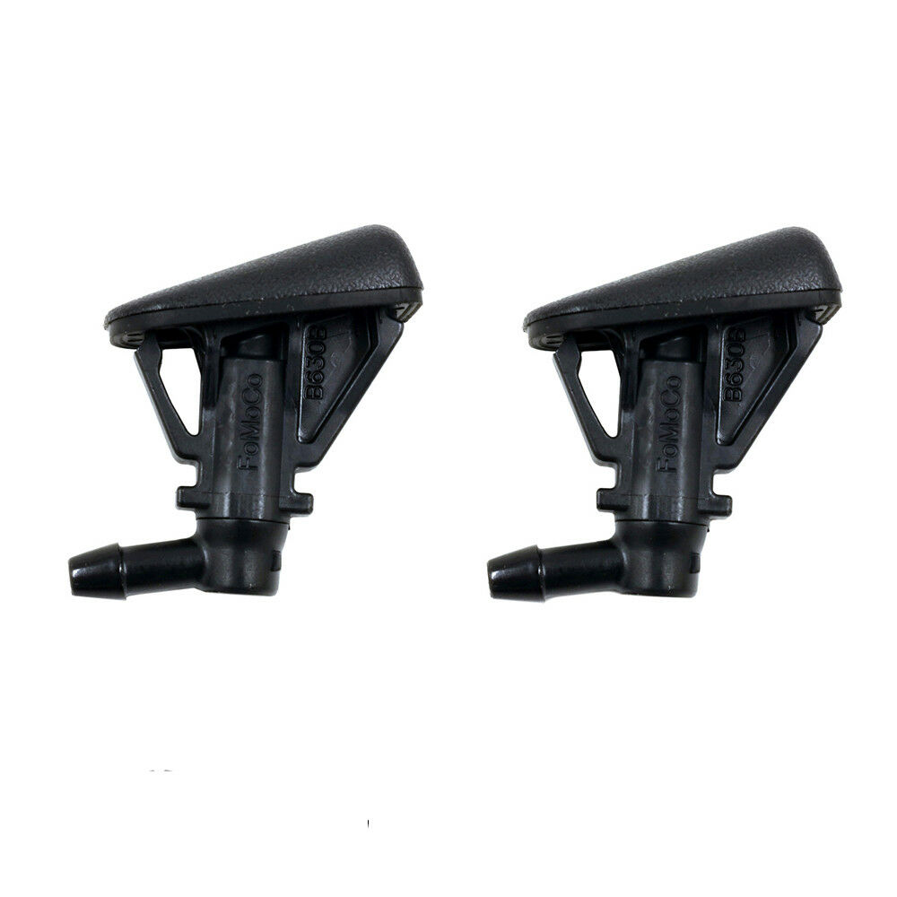 2012 2015 ford focus windshield window wiper washer fluid nozzle jet pair oem ebay. Black Bedroom Furniture Sets. Home Design Ideas