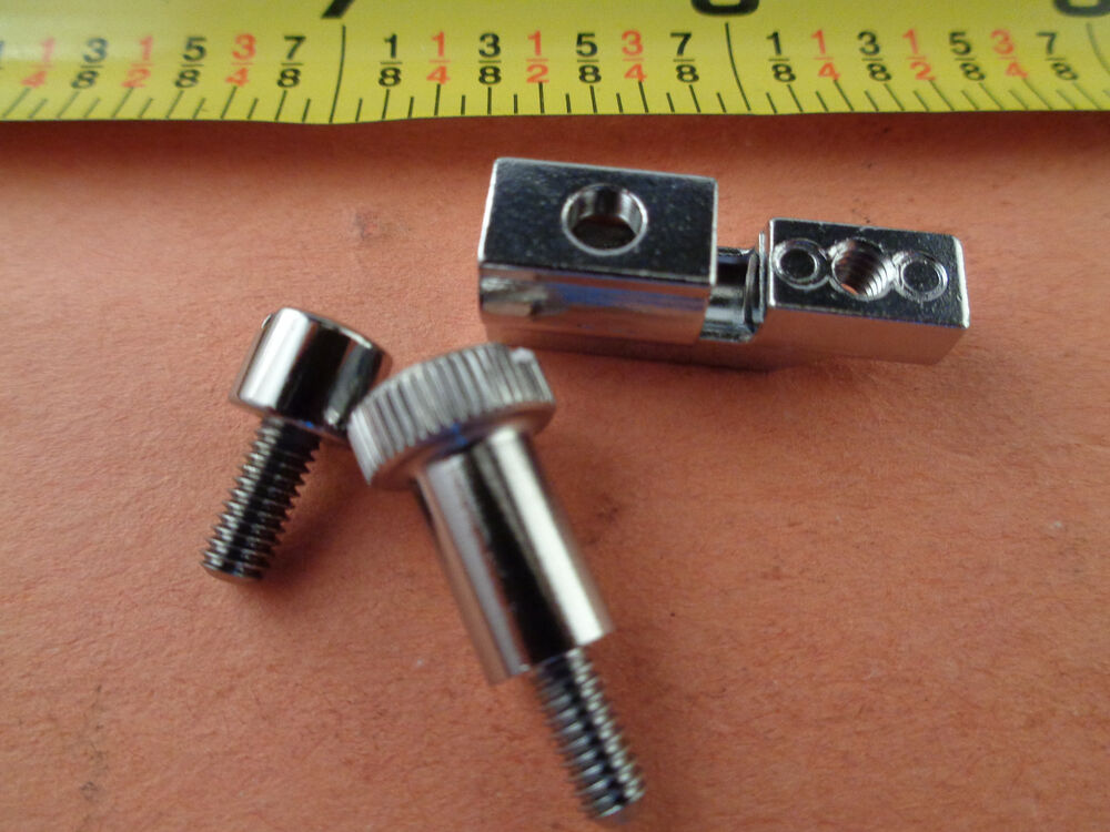 Genuine Brother SA131 Low Shank to High Shank Foot Adapter ...
