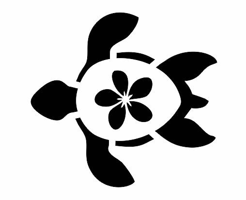 C B B Fda Edca E F F as well C C C C A D C Ac Ff likewise Tatuaje Tribal Tortuga further Dr Dre Stencil furthermore Black And White Floral Clipart Hawaiian Flower Clip Art Black. on sea turtle stencil printable