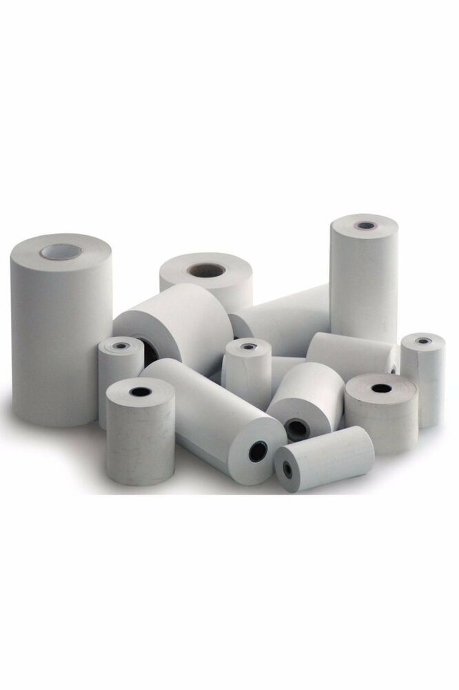 credit card terminals paper rolls America's leader for thermal paper rolls, printer ribbons credit card supplies credit card machine paper rolls 2 1/4 x 50' (58mm x 15m.