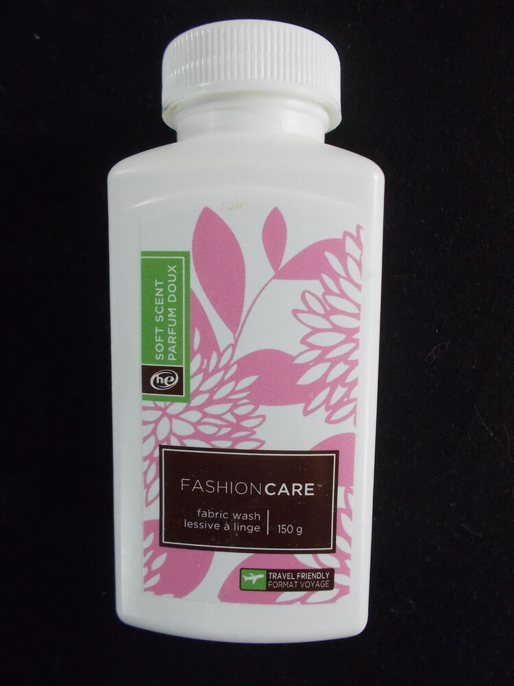 Fashion Care Fabric Laundry Lingerie Wash Soap Ebay