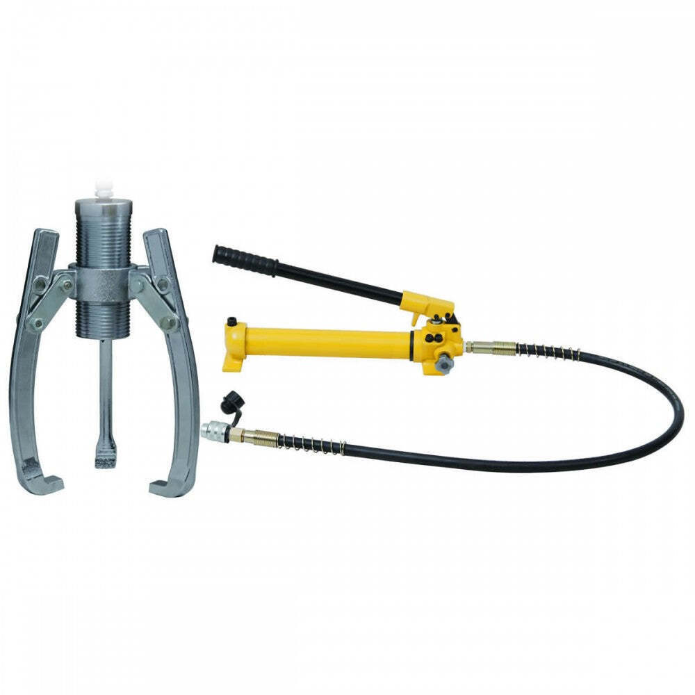 Application Of Hydraulic Bearing Puller : Hydraulic gear puller w separable hand pump bearing wheel