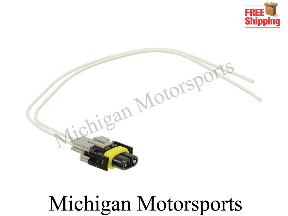 vehicle speed sensor vss connector pigtail harness t5 700r4 4l60 4l60e 90