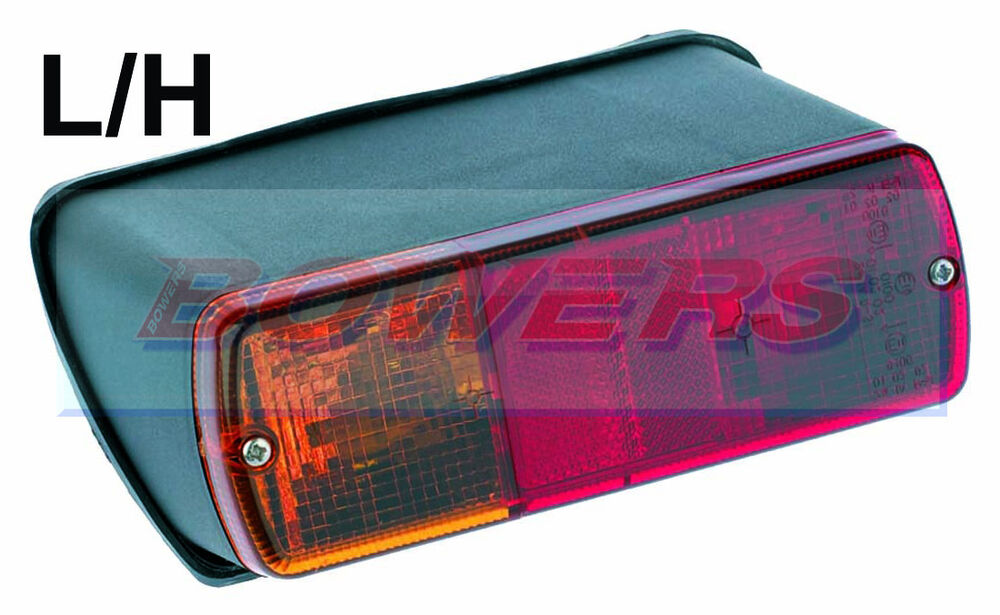 Tractor Rear Lights : Case david brown fiat ford new holland tractor left hand