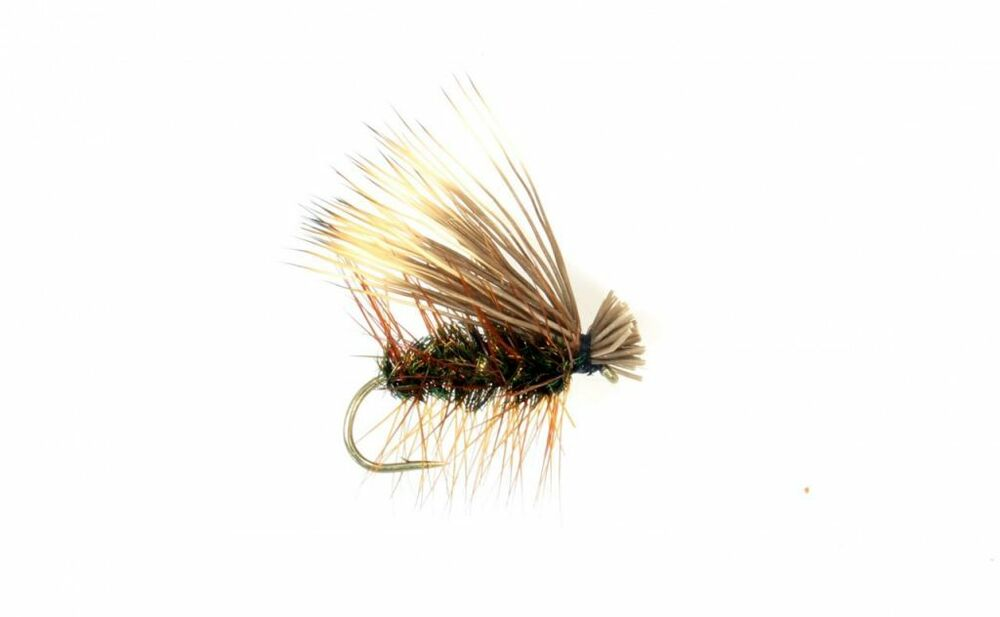 Freshwater fly fishing flies bass bream trout salmon elk for Fly fishing flies for bass