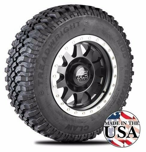265 70r17 All Terrain Tires >> NEW * TreadWright Tires CLAW M/T 265/70R17 (E-10ply) Bead to Bead - C2617E-B2B | eBay