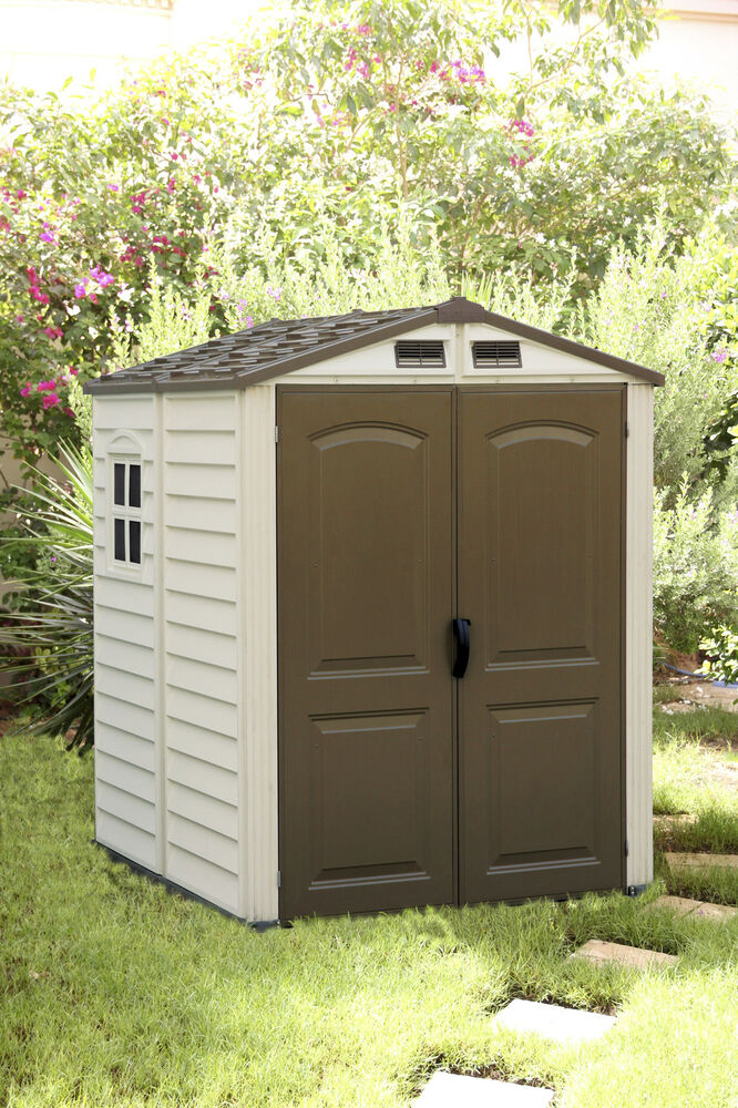 Vinyl shed on shoppinder for Vinyl storage sheds