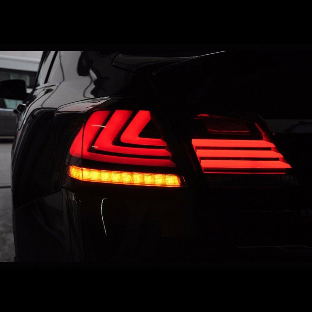 bmw style led tail lights rear lamps tail lamps for honda accord sedan 2014 2016 ebay. Black Bedroom Furniture Sets. Home Design Ideas