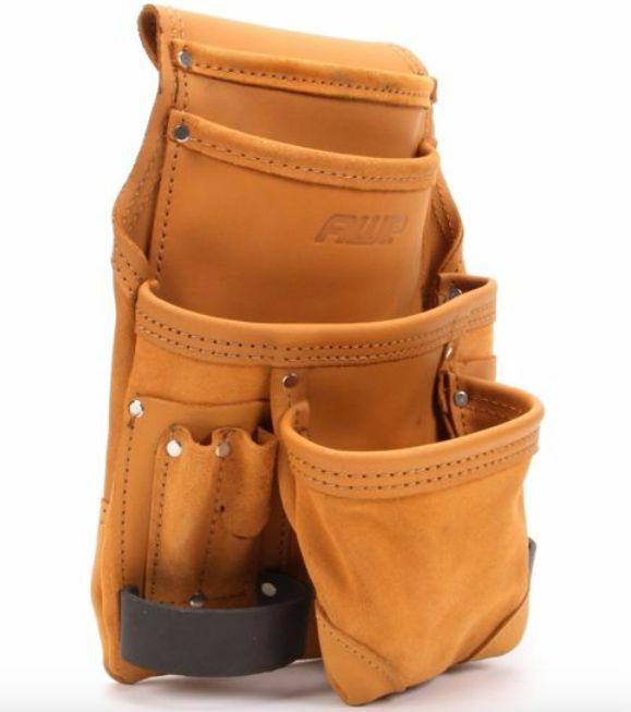 new durable leather awp 144 cu in construction tool belt