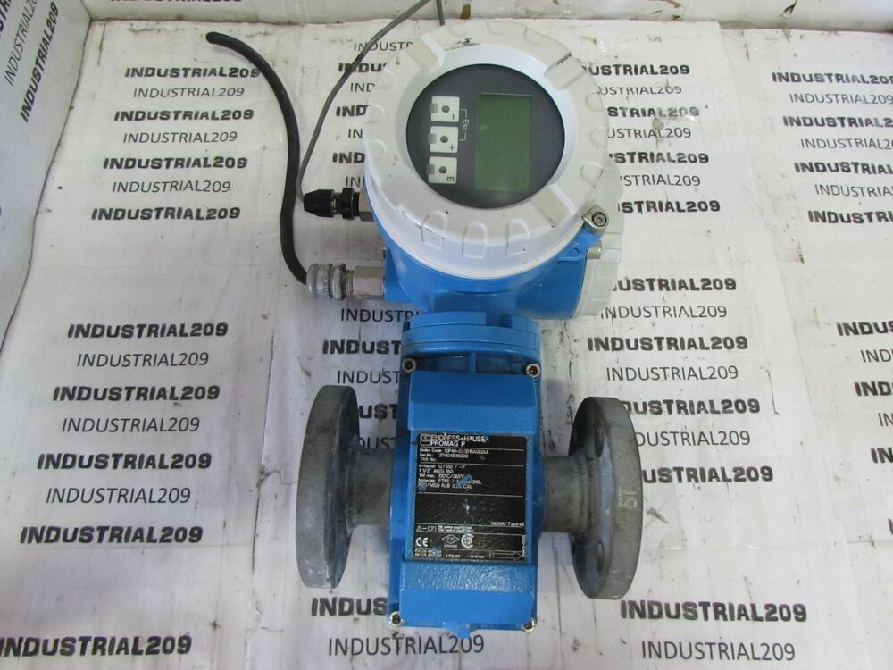 endress hauser promag 53 manual