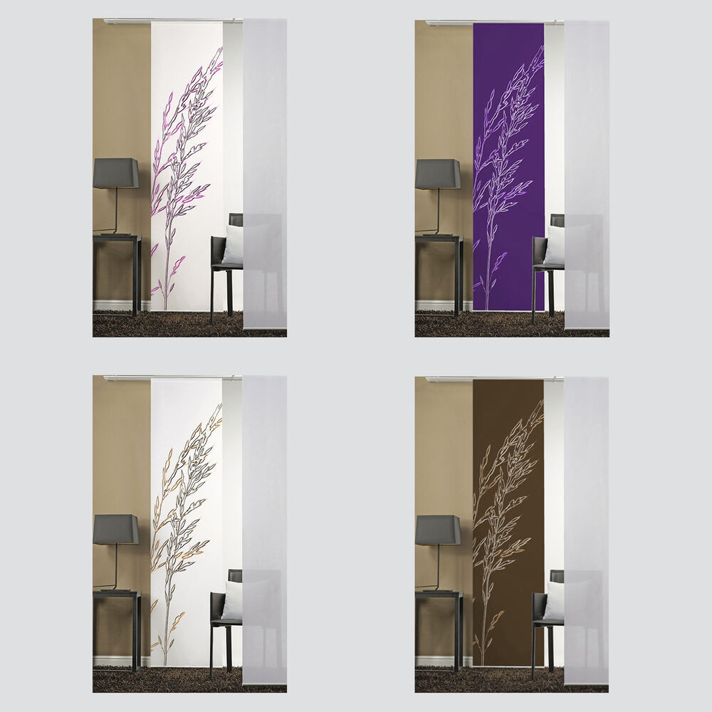 Blade Of Grass Sliding Curtain Surface Panel Room Divider