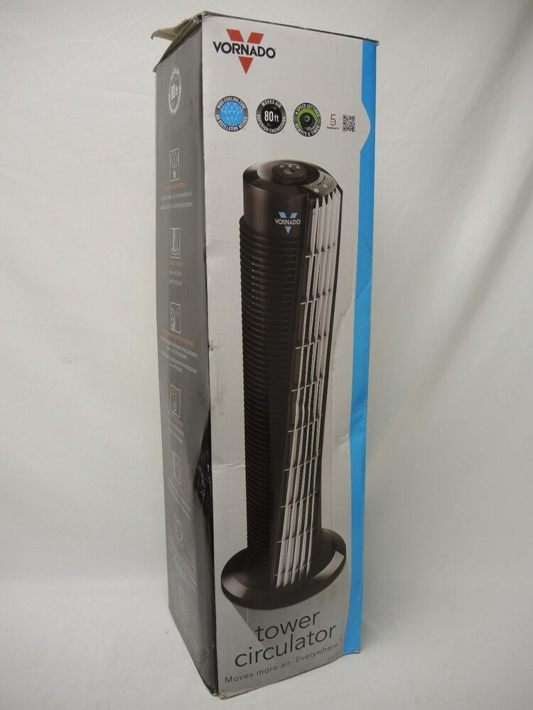 Vornado Tower Circulator 154 Fan 27790 Ebay