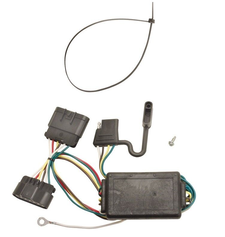Trailer Wiring Harness Gmc Canyon : Chevy colorado gmc canyon trailer hitch wiring