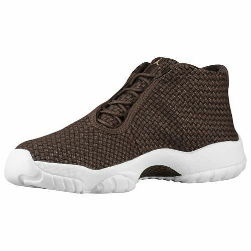 0862b6bed87982 Details about 656503-200 Men s Air Jordan Future Flight Mid Baroque  Brown White New In Box