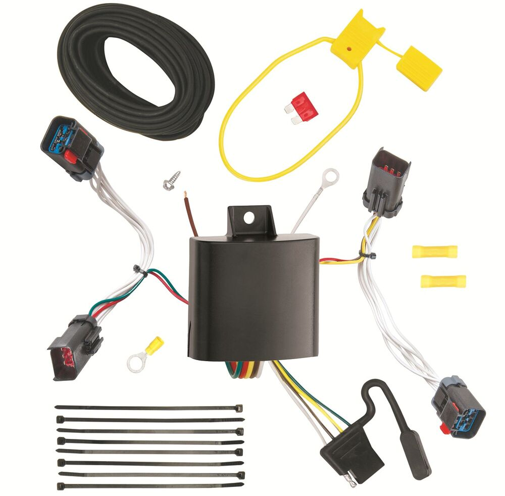 Chrysler  c trailer hitch wiring kit