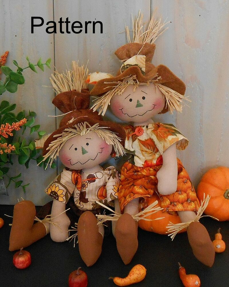 Primitive Crafts To Make For Fall