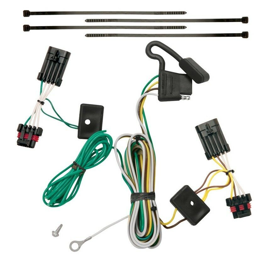 2000 2005 chevy impala trailer hitch wiring kit harness. Black Bedroom Furniture Sets. Home Design Ideas