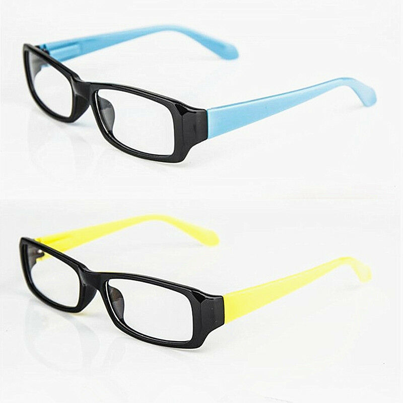 Rimless Distance Glasses : Fashion Contrast Colors Nearsighted Distance Myopia Minus ...