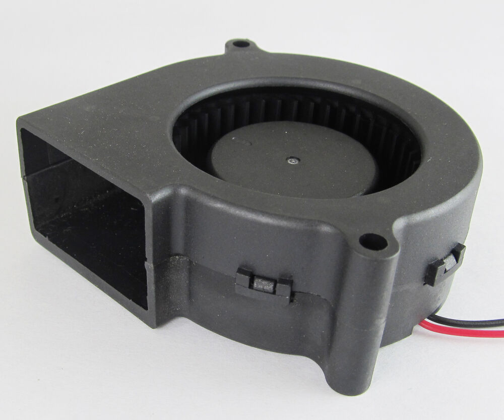 Dc Blower Fan : Brushless dc cooling blower fan mm v