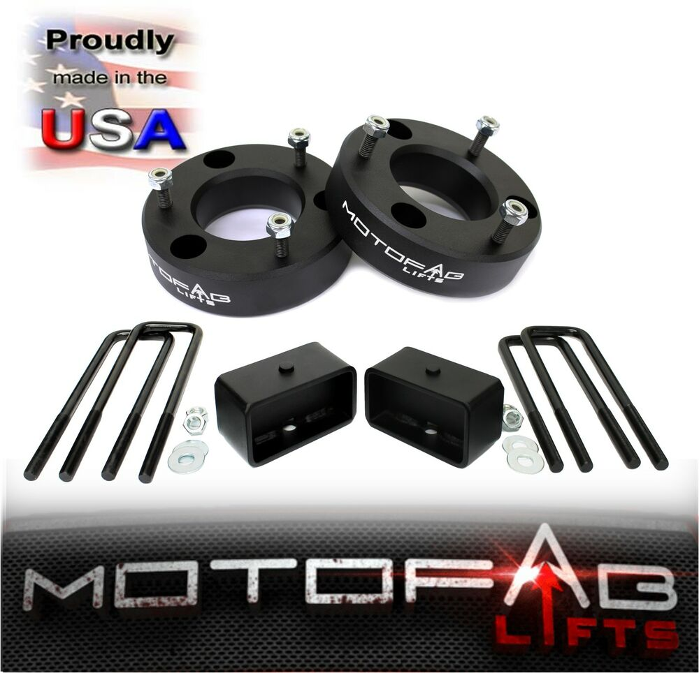 """2 5 Front Lift Kit For 2015 2019 Chevy Colorado Gmc: 2.5"""" Front 2"""" Rear Leveling Lift Kit For 2007-2019 Chevy"""