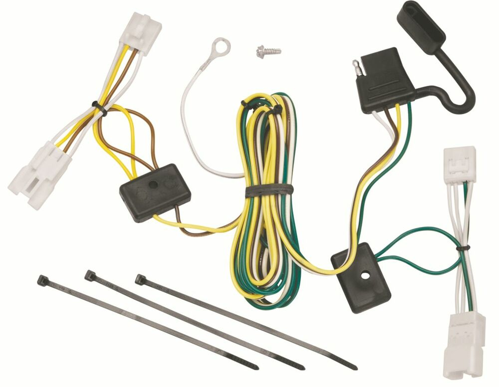 Trailer Hitch Wiring Kit Fits 2007