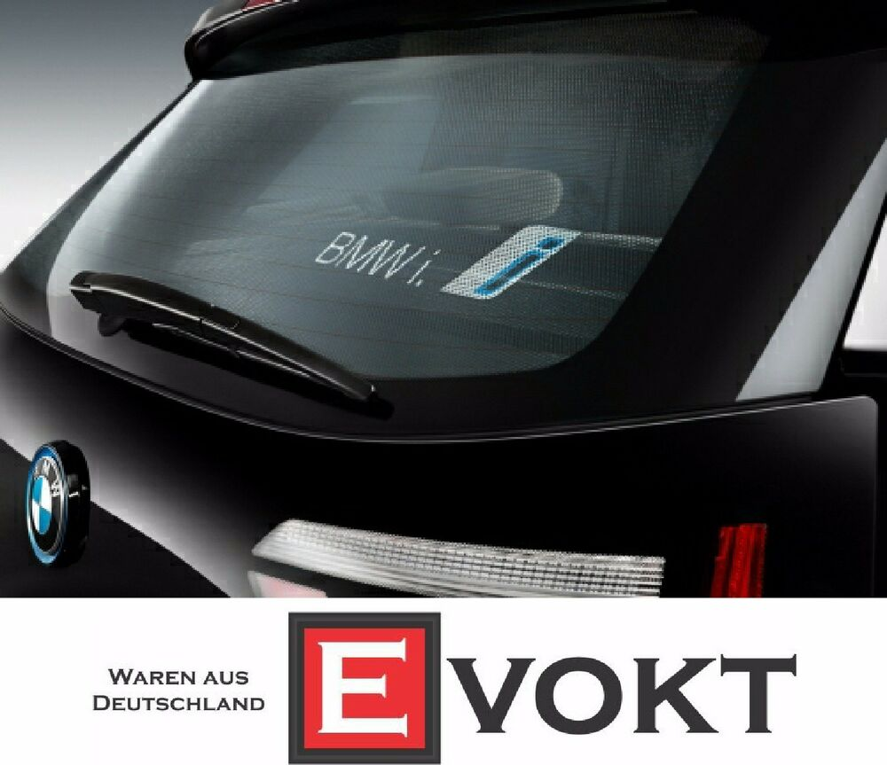 BMW I3 Rear Window Sun Protection Sun Shade 51462348070
