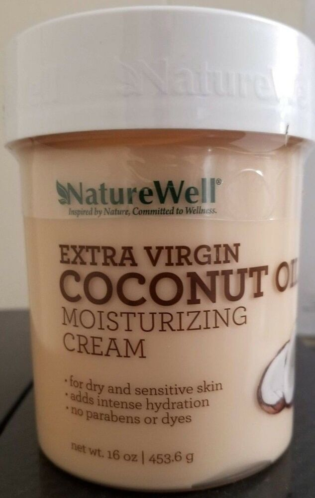 Coconut Oil Moisturizer Only 1 Ingredient - The