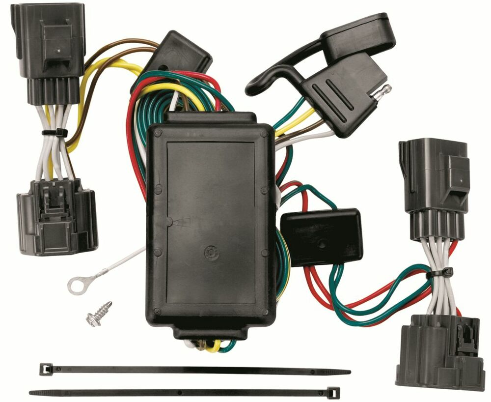 trailer light wiring diagram for 2001 jeep wrangler 2006-2010 jeep commander trailer hitch wiring kit harness ... jeep trailer light wiring harness #11