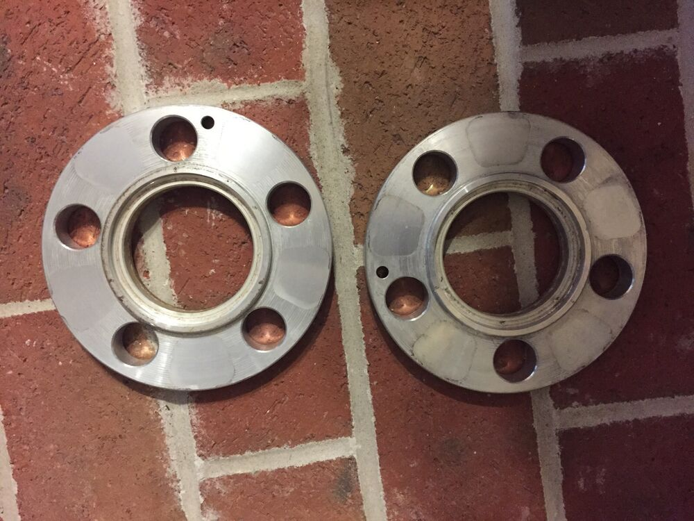 Genuine brabus wheel spacers 16mm 5x112 66 5 86 hub for Wheel spacers for mercedes benz