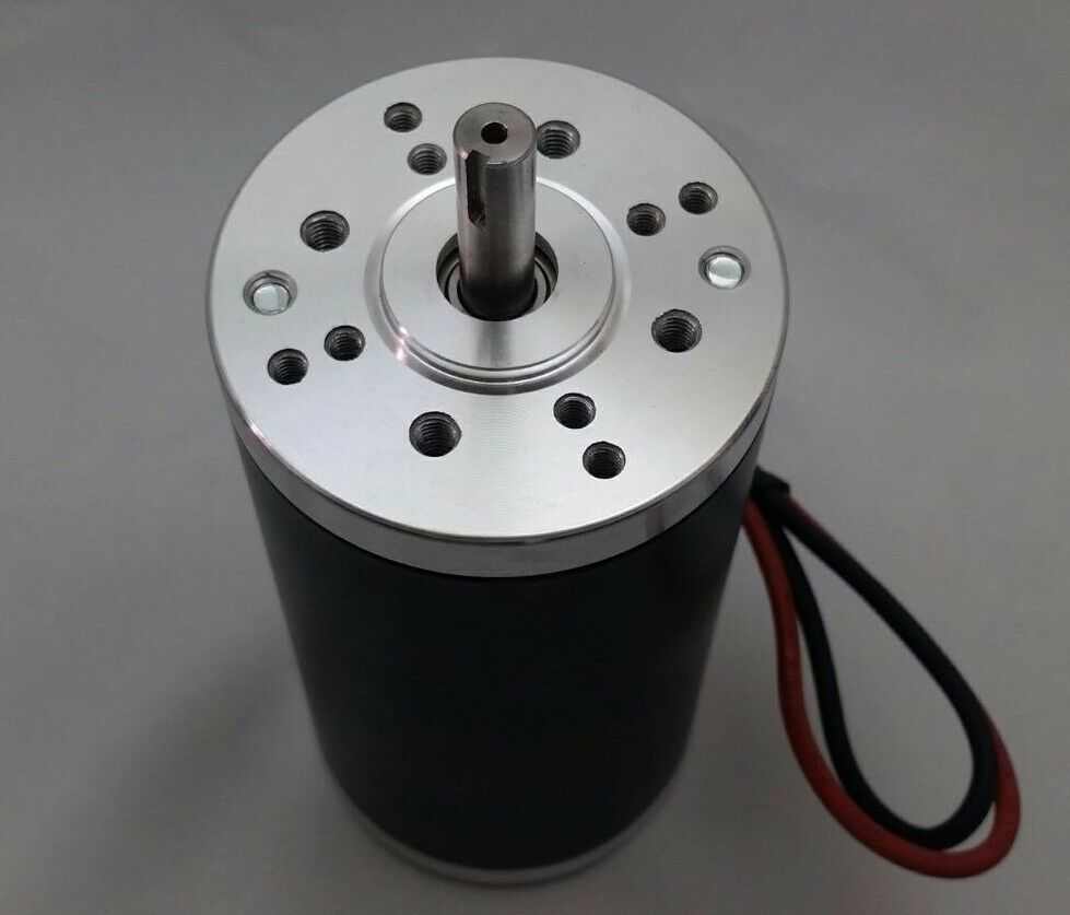 New 12v dc 1 2 hp high torque electrical motor project for 1 4 hp 12v dc electric motor